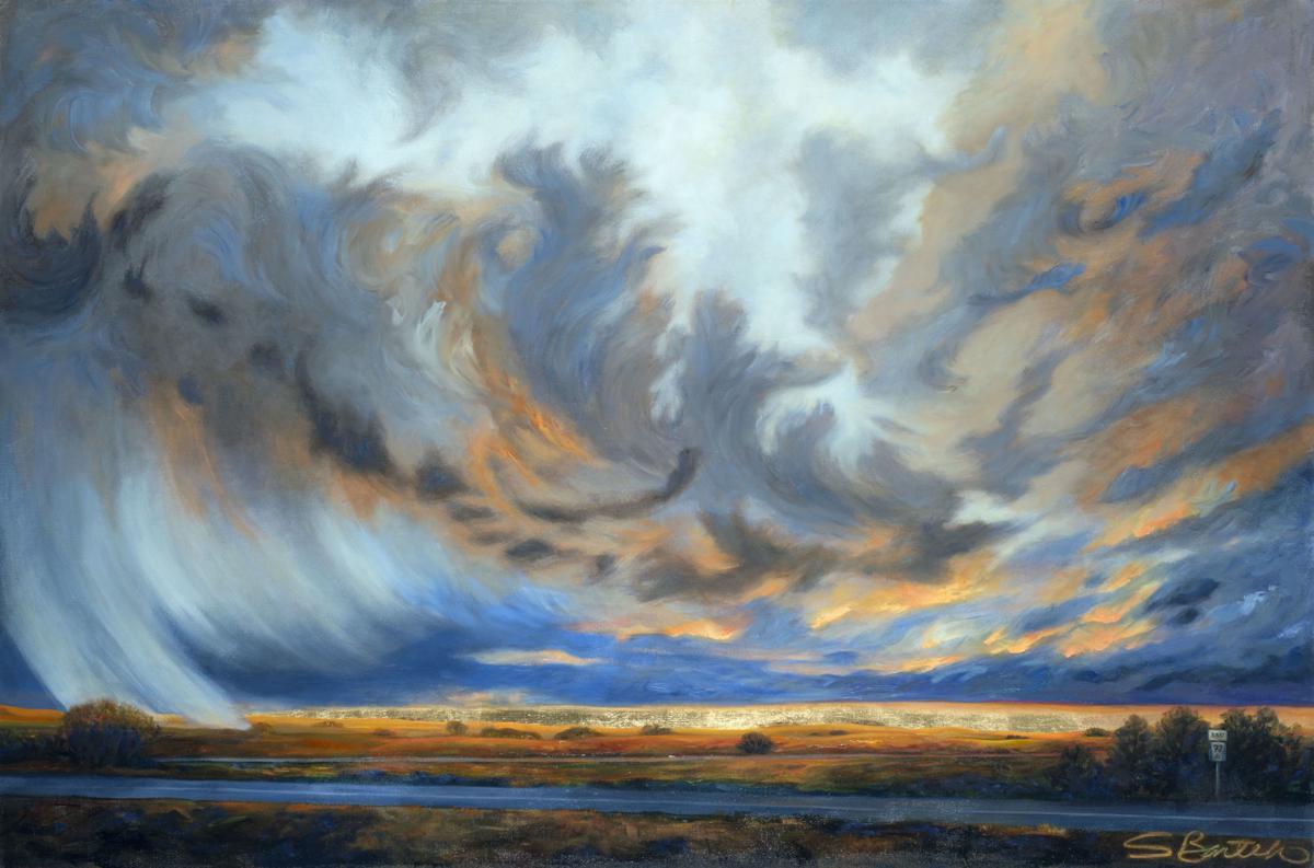 """Highway 92"" by Shelly Bartek"