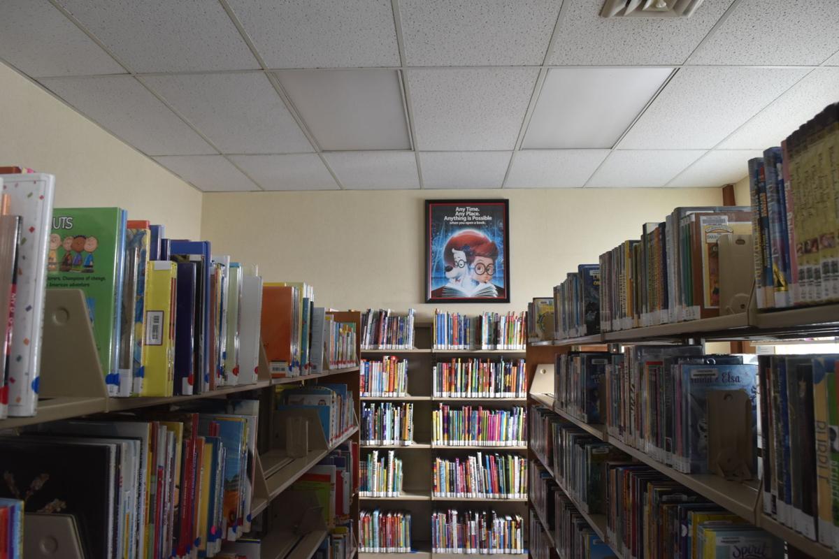 Library inside temp