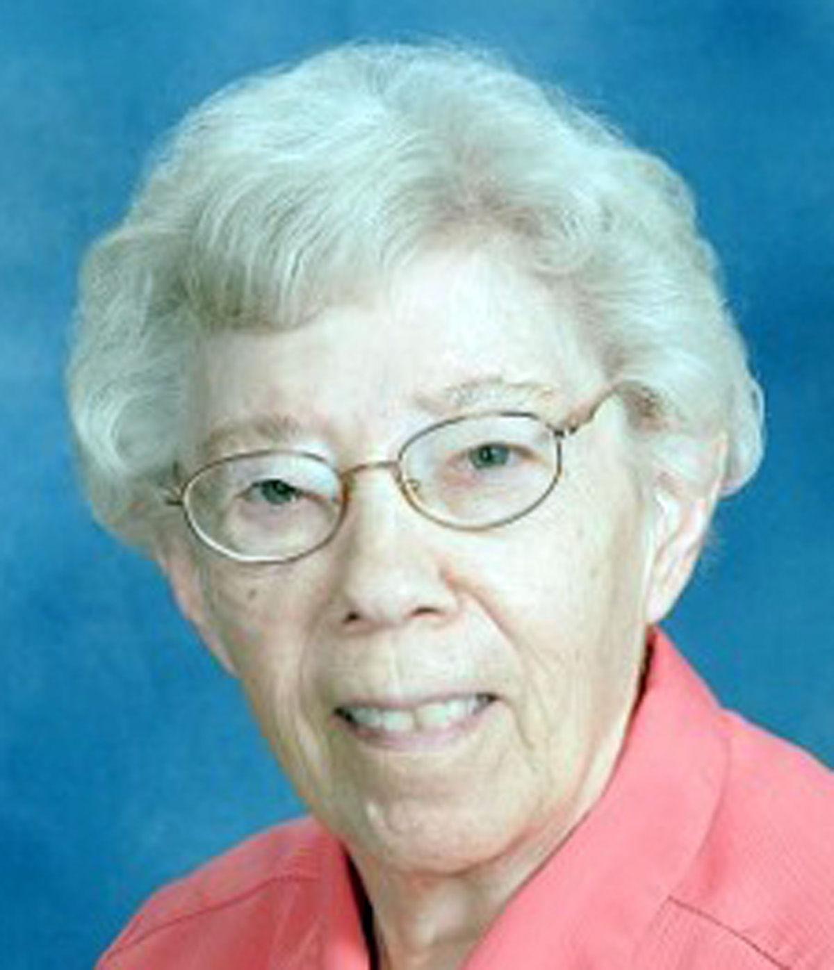 Sr. Bernice Preister