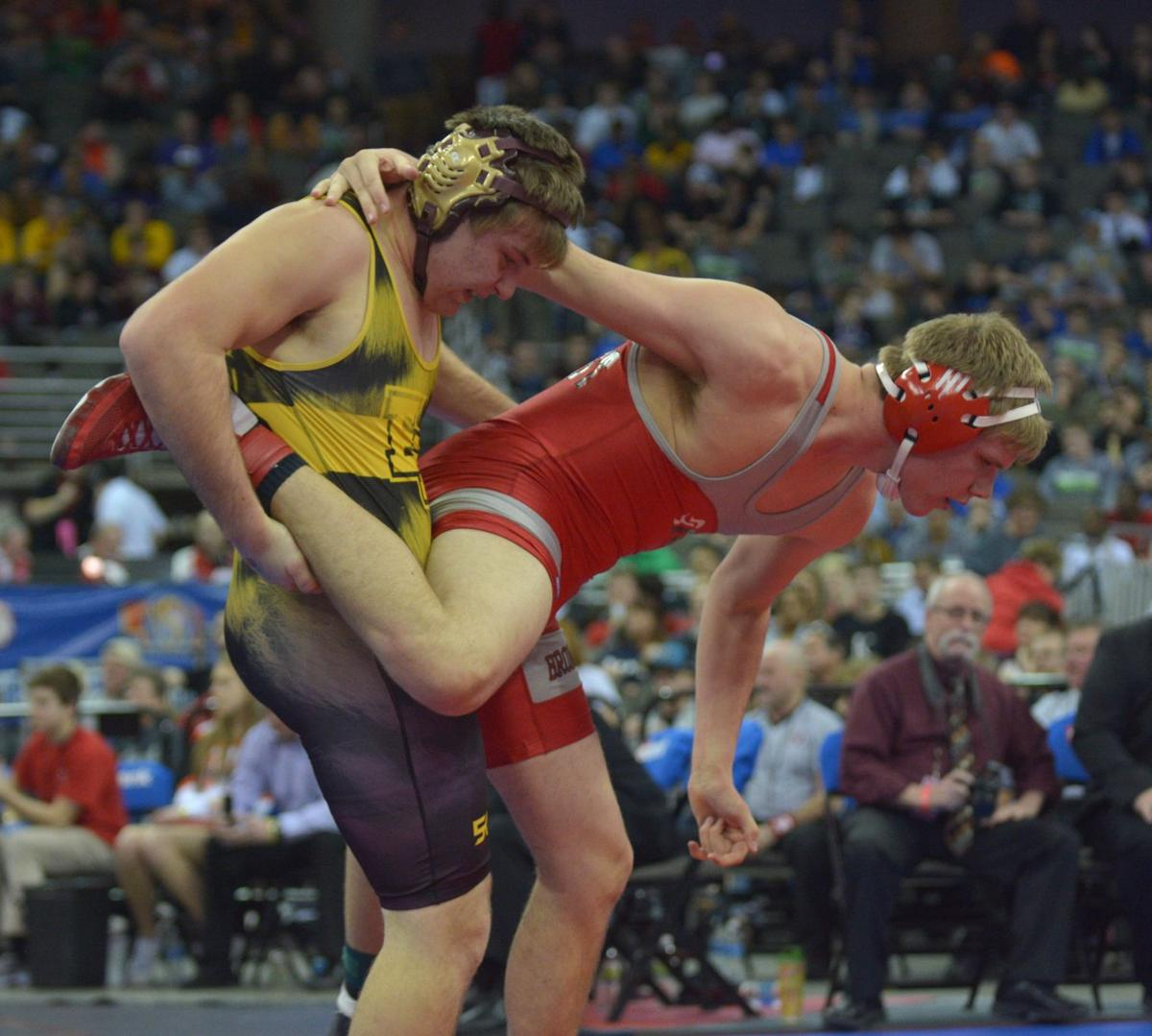 Rezac, Spatz lead Tigers to 9th place State finish | Sports