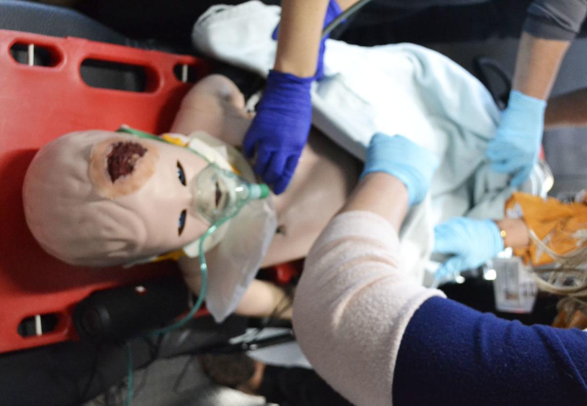 Hospital Simulator