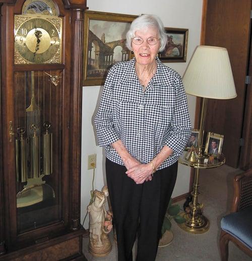 Helen Roth turns 100