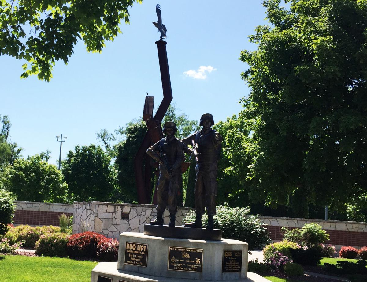 Higgins Memorial