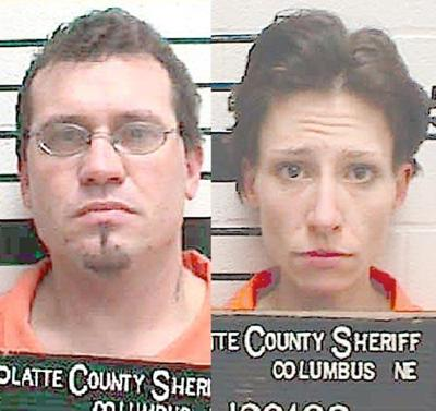 City man, Norfolk woman face meth charges | Local