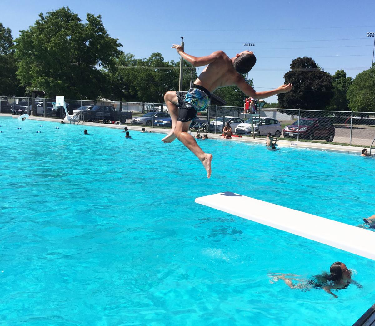 Schuyler Swimming Pool 1