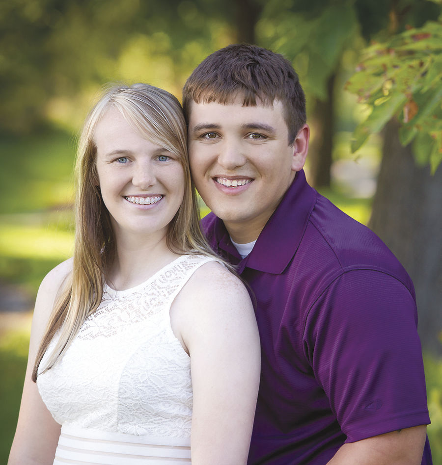 Wendt – Larsen LEIGH – Jamie Wendt and Andrew Larsen announce their plans for a June 24, 2017, wedding to be held in Leigh. Jamie, daughter of Bruce and Jean Wendt from Leigh, is a 2012 graduate of Leigh High School. She is a 2016 graduate of Wayne State College where she received a Bachelor of Science degree in Exercise Science. She is currently enrolled at Southeast Community College-Lincoln in pursuit of an Associates of Science in Physical Therapy Assistant. She is currently employed at Exstrom Physical Therapy as a Physical Therapy Technician. Andrew, son of Larry and Paula Larson from Ponca, is a 2012 graduate of Ponca High School and a 2016 graduate of Wayne State College where he received a Bachelor of Science degree in Elementary  Education. He is currently employed by Lincoln Public Schools as a substitute teacher. The couple resides in Lincoln.