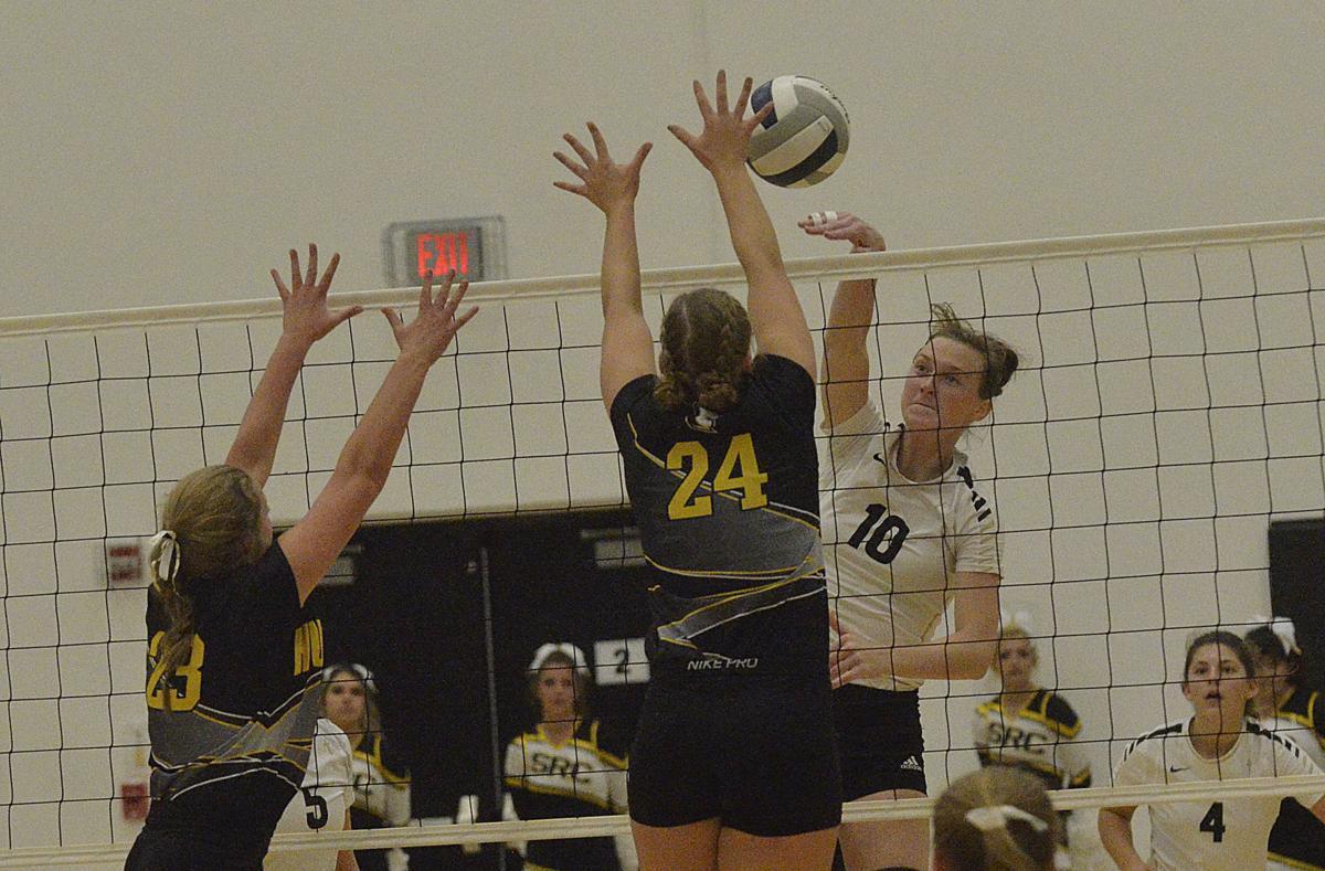 Aquinas Volleyball 9.12