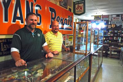 Former Restaurant Finds New Life As Gold Mine Antiques