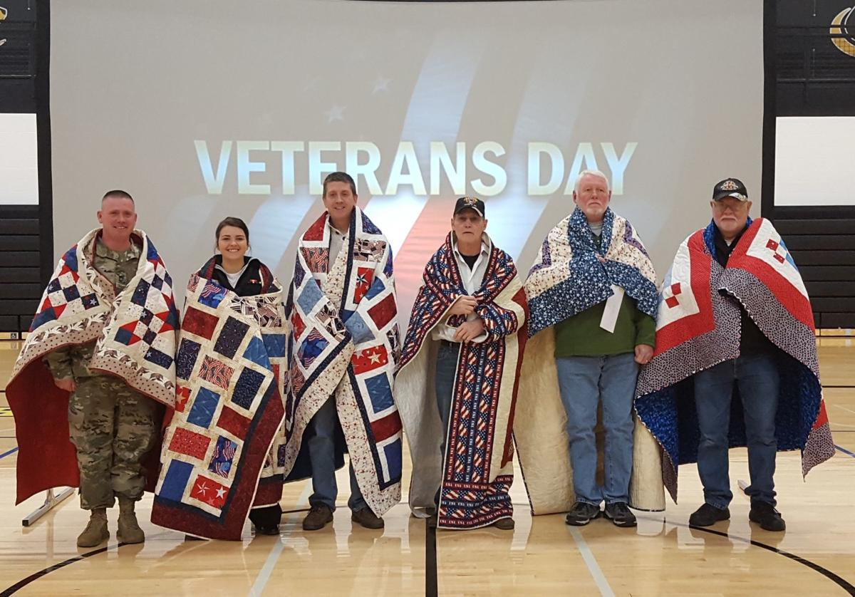 East Butler Quilt of Honor