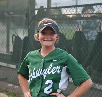 Schuyler Softball