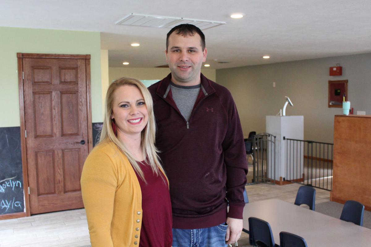 Lindsey Palensky and Chris Palensky