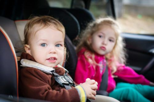 Mom's Powerful Photo Of Wrecked Car Shows The Importance Of Car Seat Safety