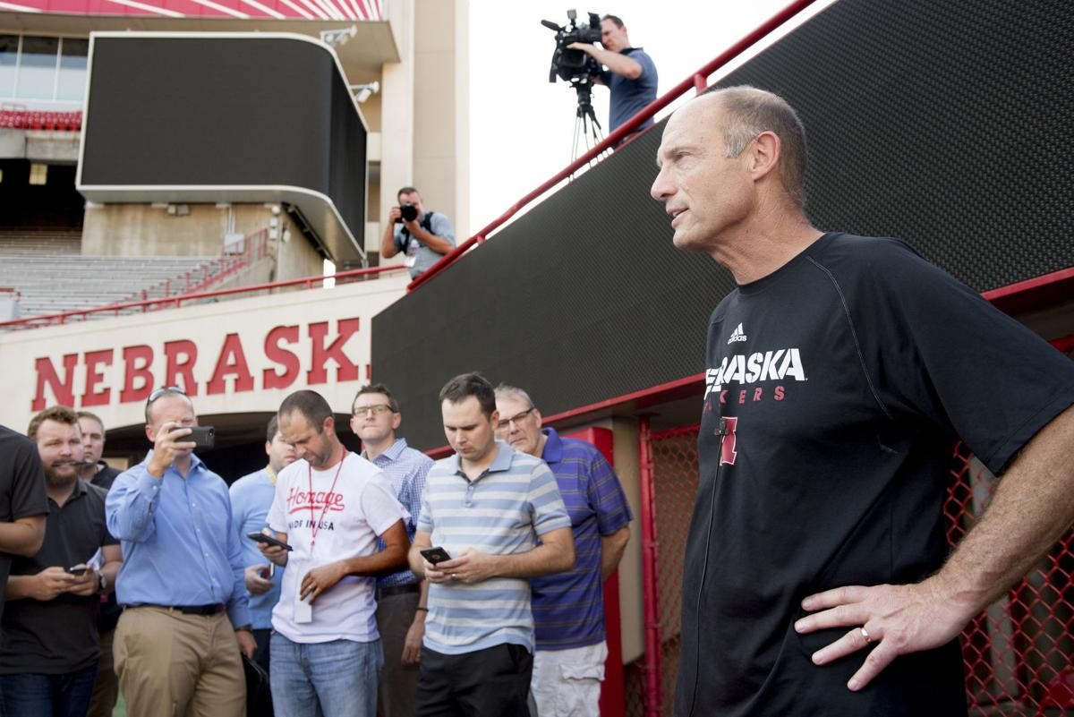 Huskers AD Shawn Eichorst Fired, 9.21.17