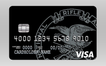 NRA credit card