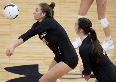 Under Armour All-America Volleyball Match, 12.14