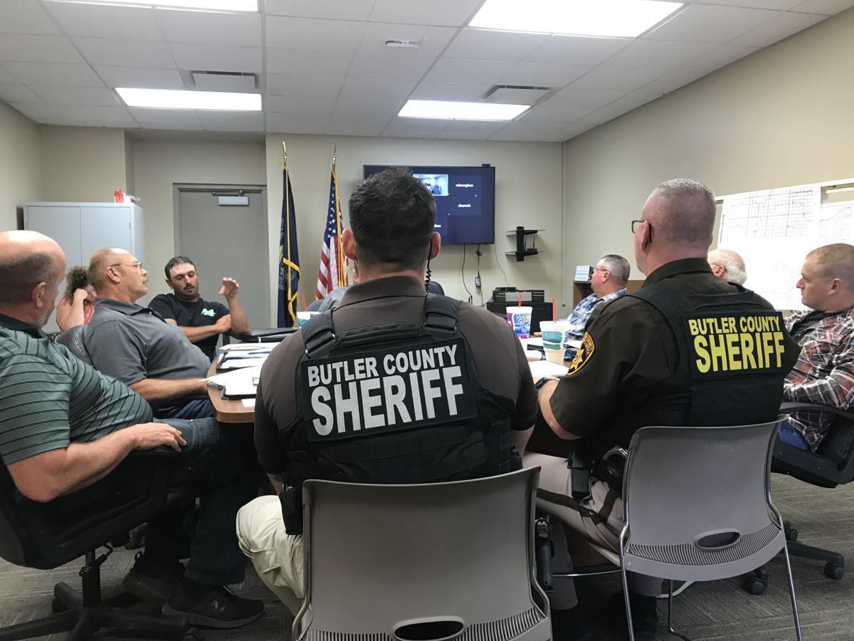 Butler County Board of Supervisors