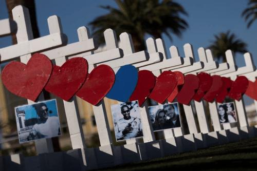 Carpenter Builds 58 Crosses To Honor Las Vegas Shooting Victims