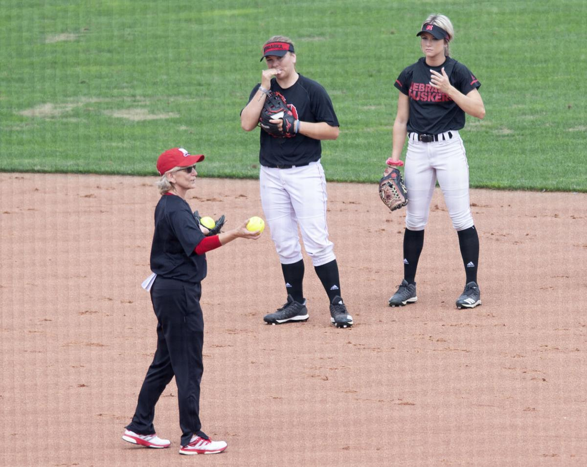 Nebraska Softball, 9.1
