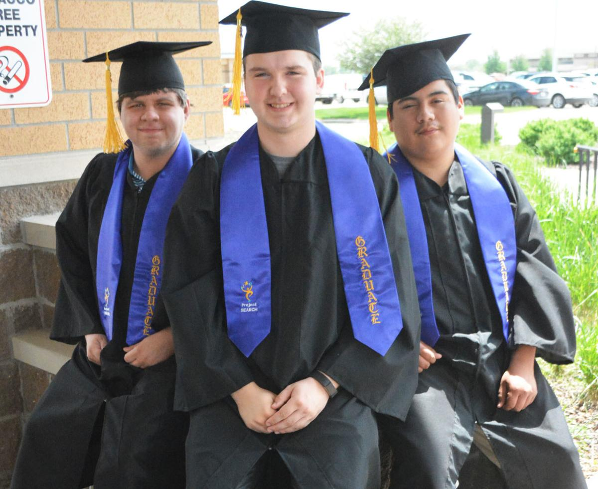 Project SEARCH Graduation Class Defined By Top-tier Work