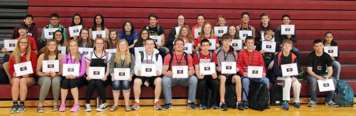CHS Students