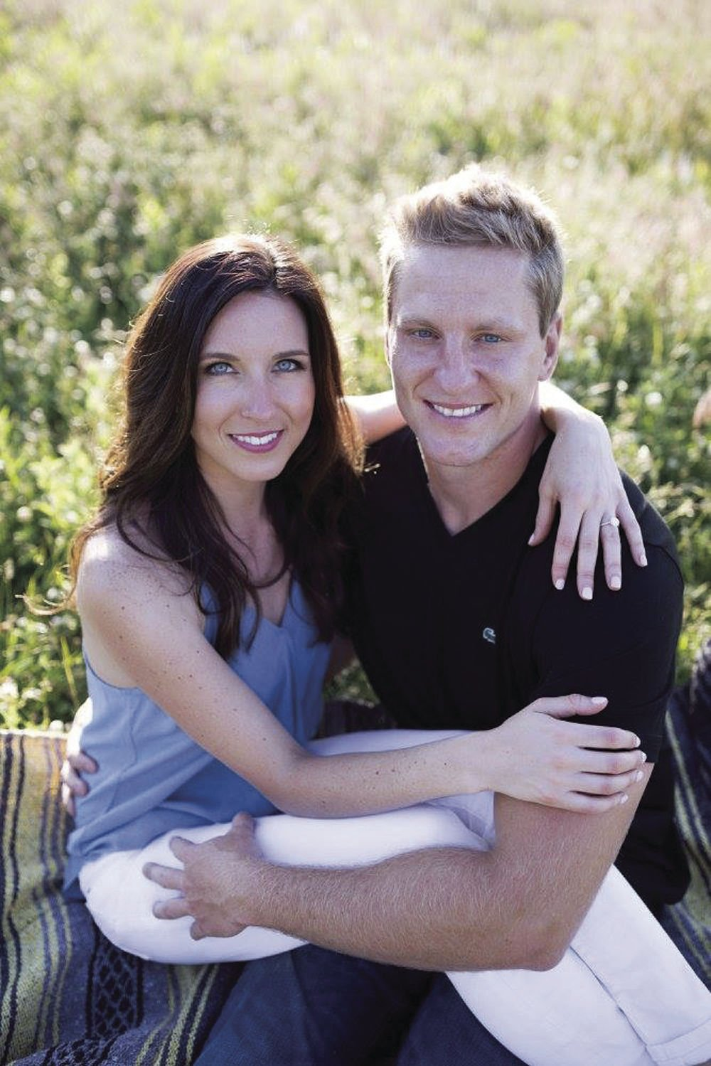 Jared Hoppe & Rachel Engels
