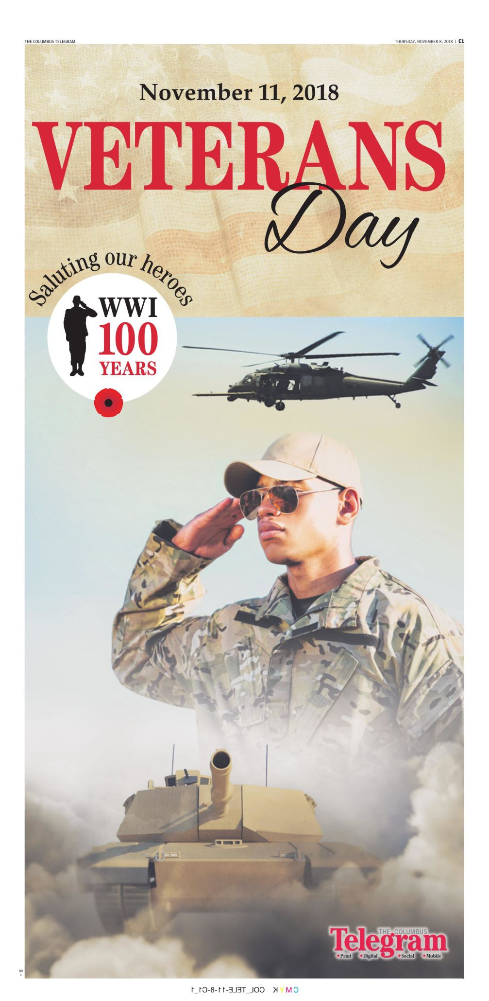 Veterans Day - 110818