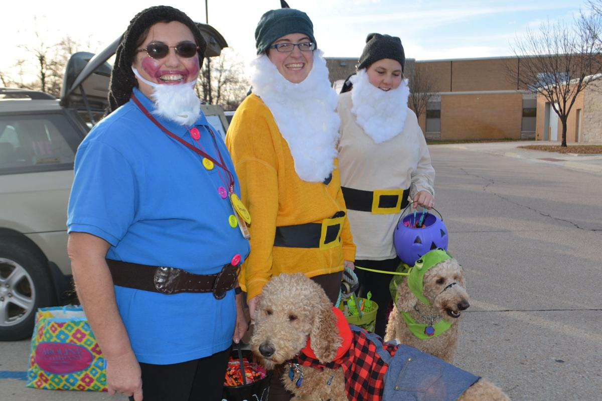 2018 Trunk or Treat Best Theme