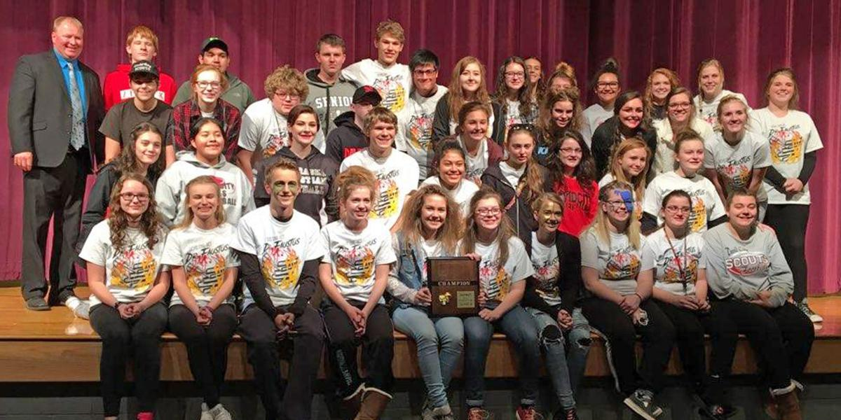 David City High School One Act District Champs