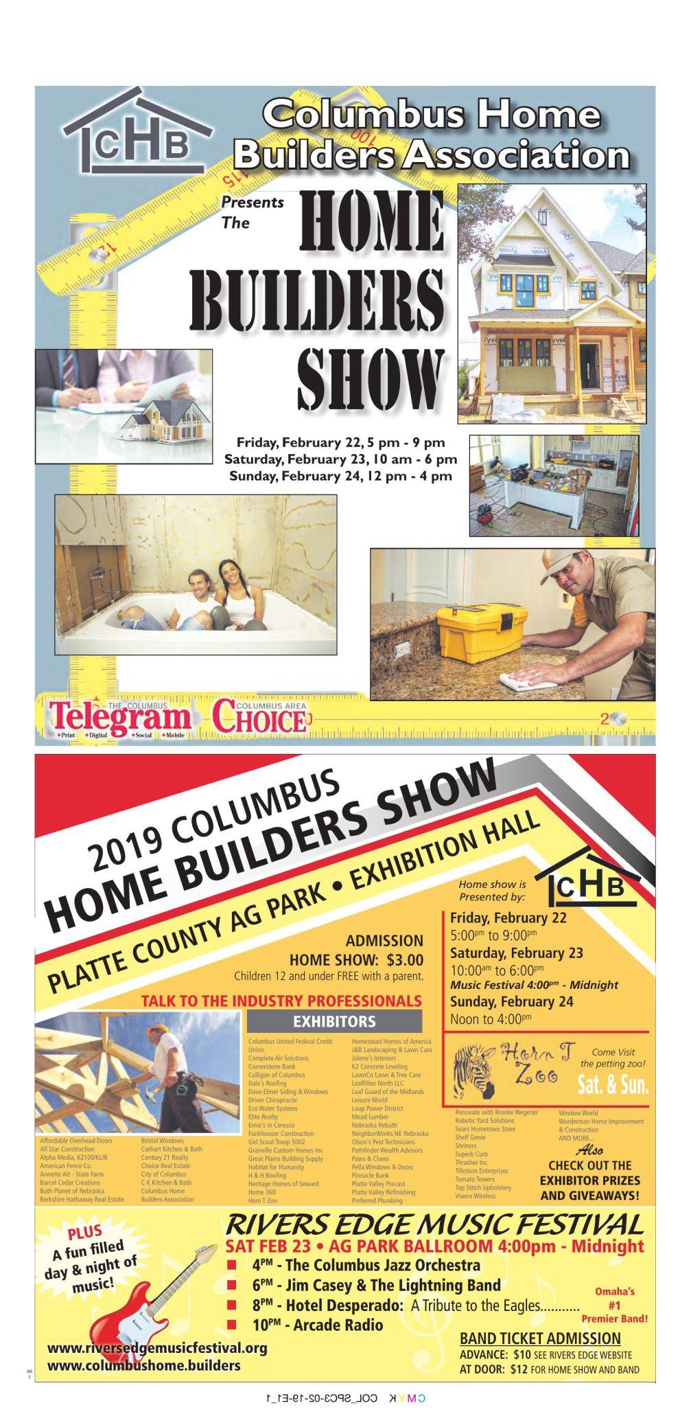 Home Builders - 021919