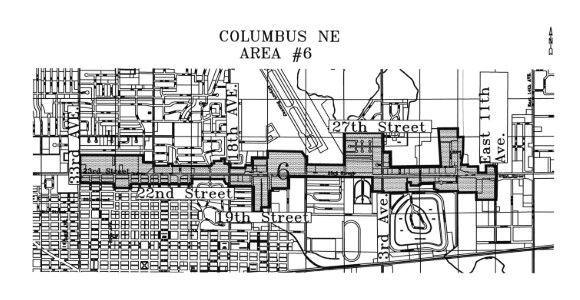 Area six
