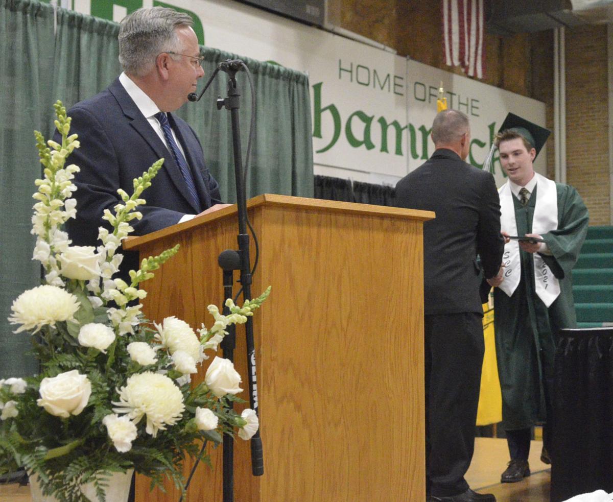 Grant Neville graduation