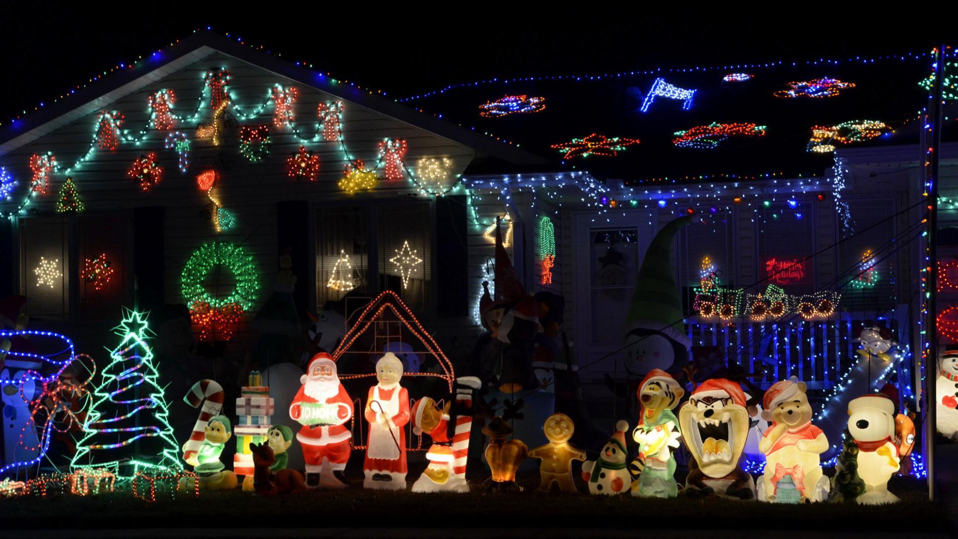 Lincoln Nebraska Christmas Lights 2021 Christmas Around Columbus Local Columbustelegram Com