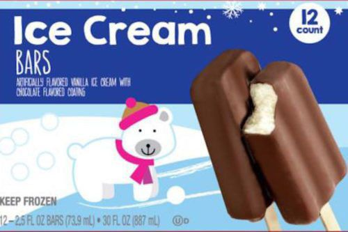 Ice Cream Bars Sold At Dollar Tree, Aldi And Other Stores Are Being Recalled For Listeria Concerns