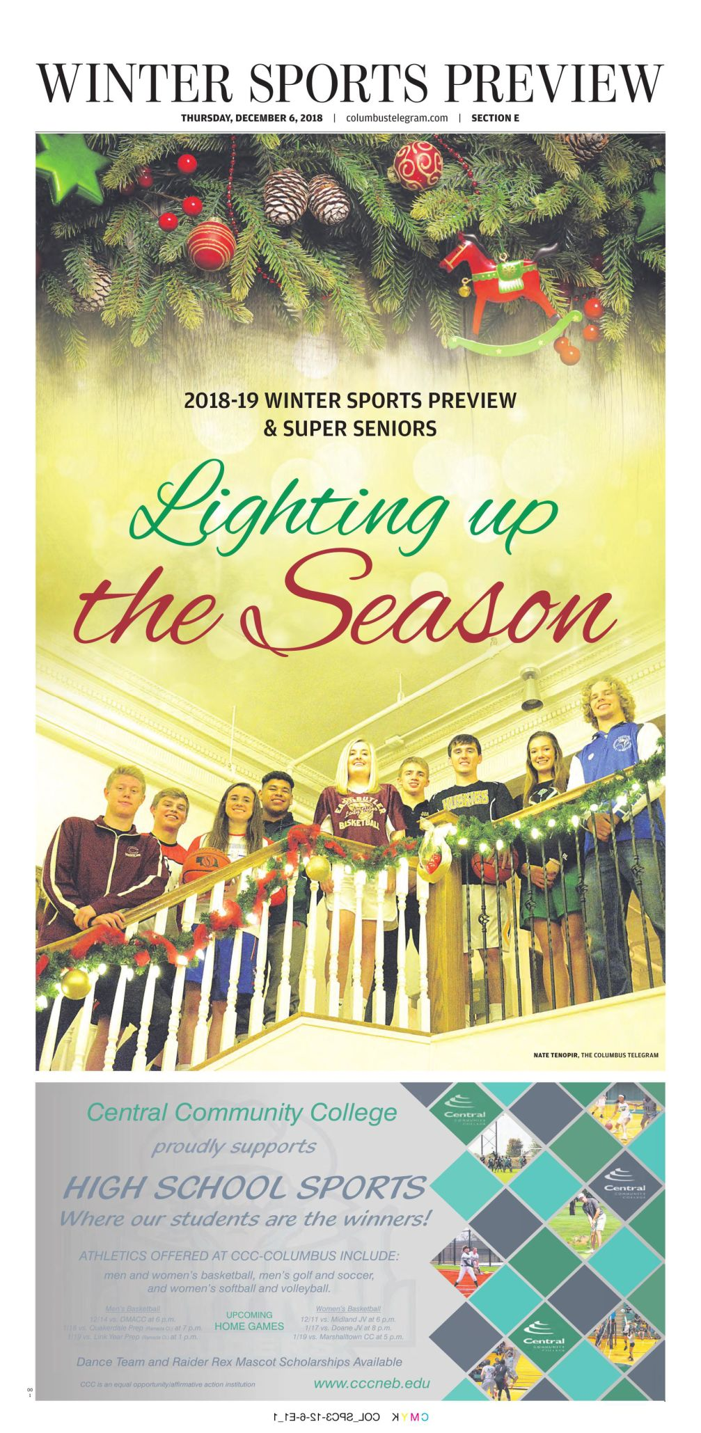 2018 Winter Sports Preview