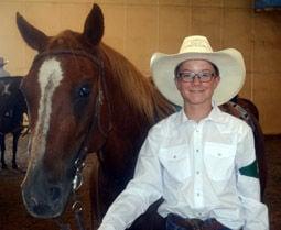 Horse Show wrangles local talent