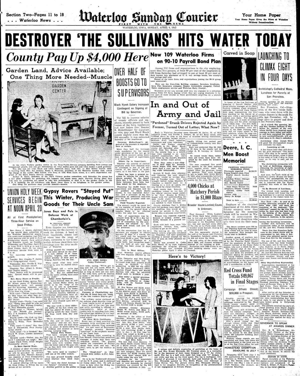 Courier April 4, 1943