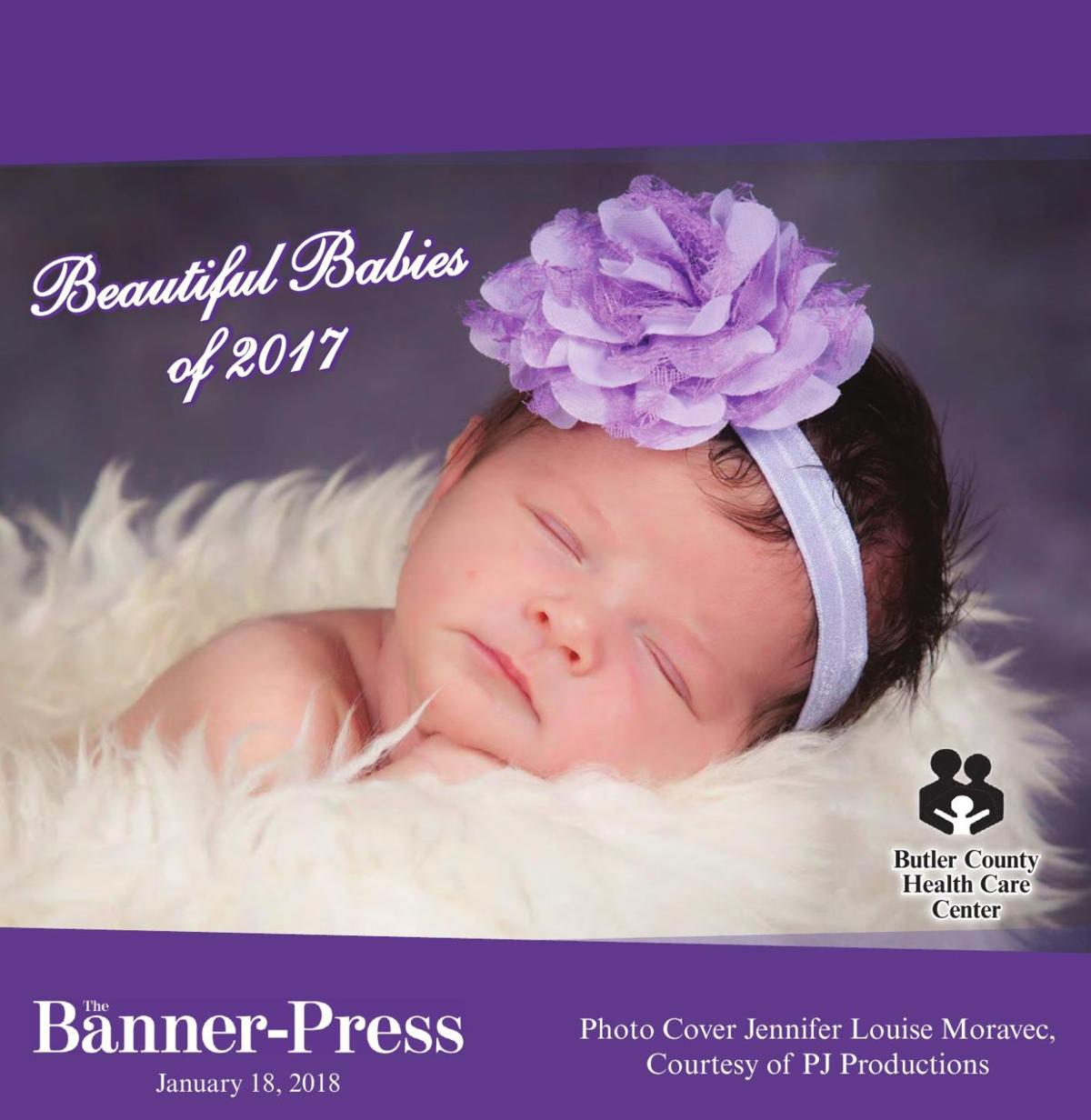 Butler County Health Care Center Beautiful Babies  for 2017