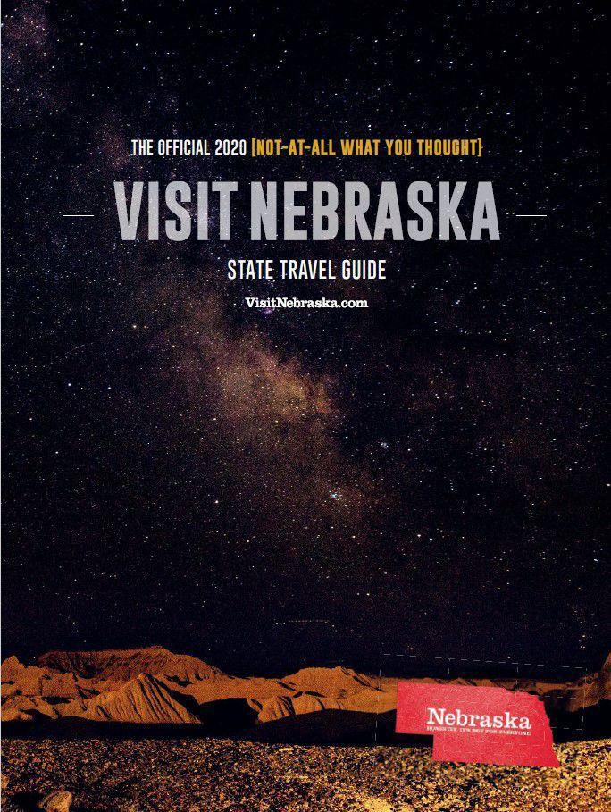 2020 Nebraska State Travel Guide