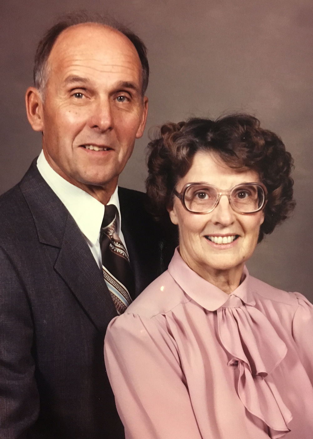 Elmer and Mary Beth Vanous