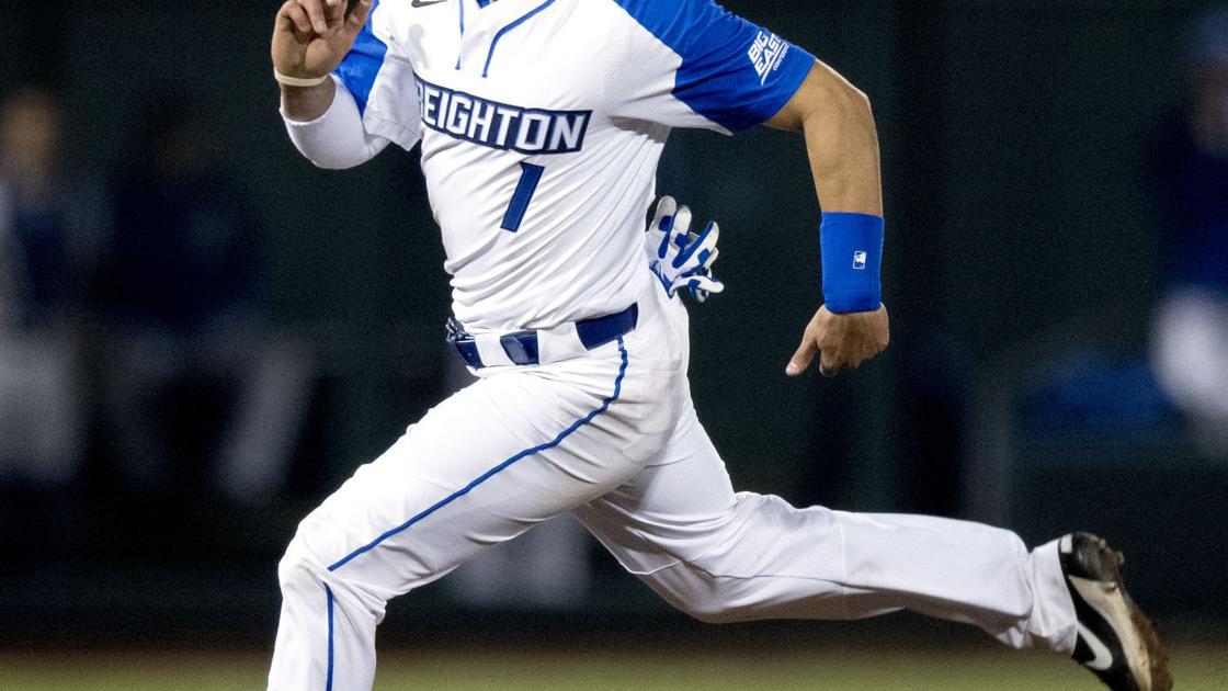 best website a4020 de57c Nebraska vs. Creighton baseball, 3/27 | Local ...