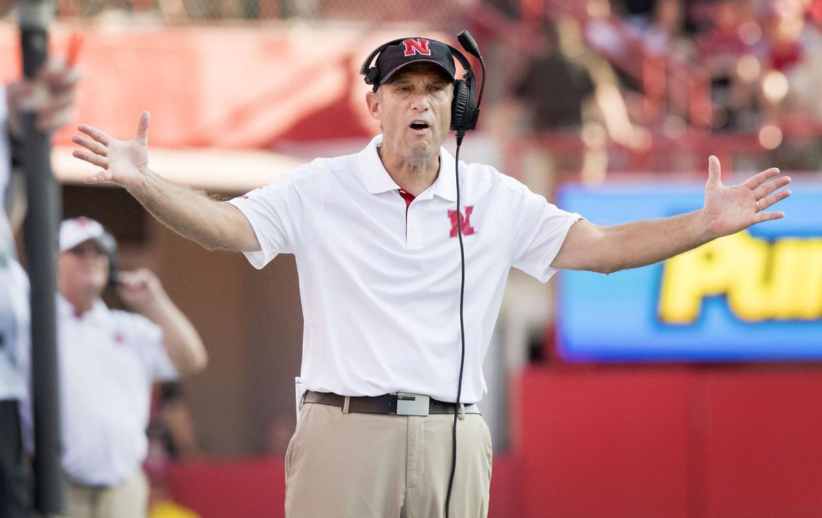 Rutgers vs. Nebraska, 9.22.17