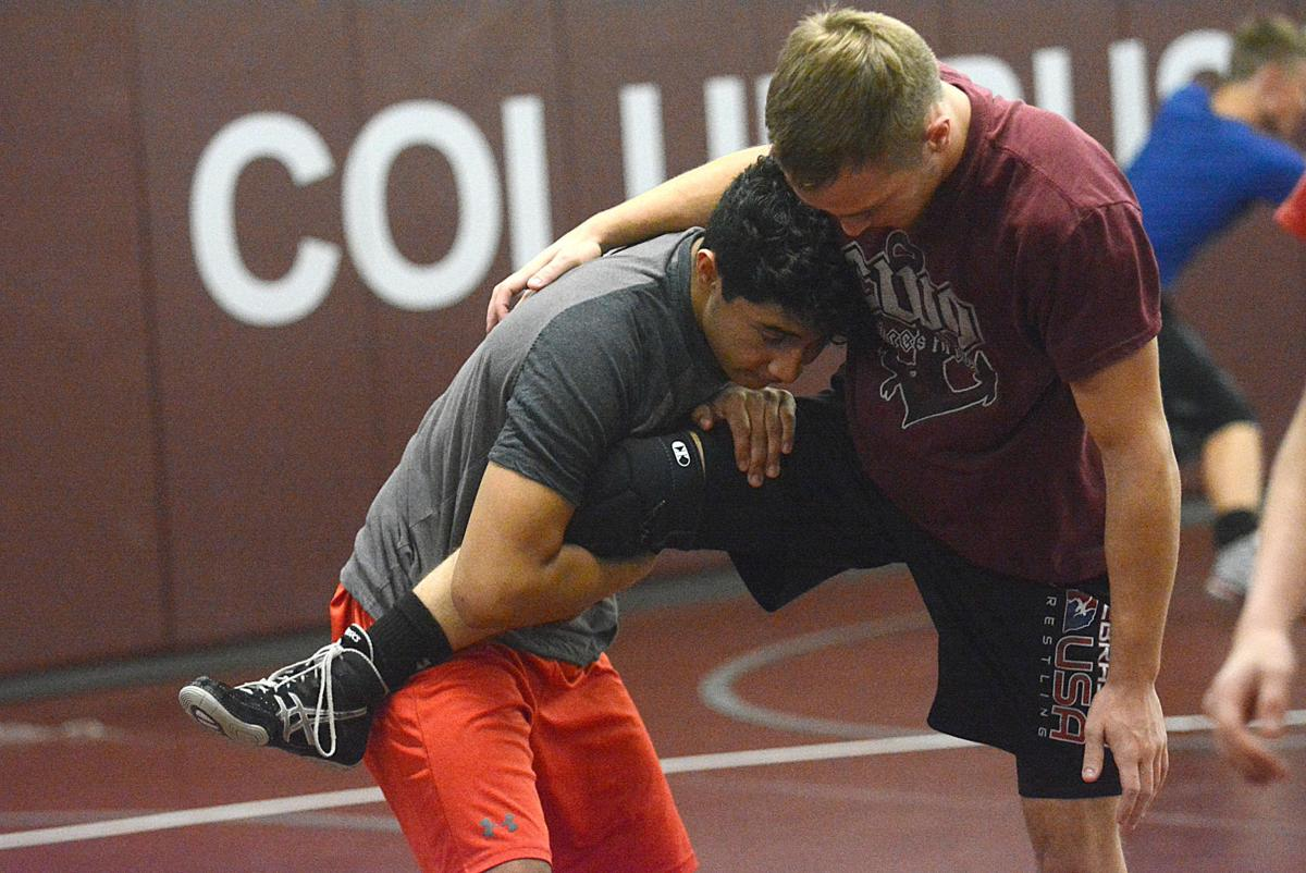 CHS Wrestling Preview 2