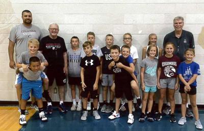 Mike Trader Basketball Camp