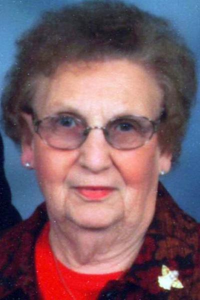 """Rose Ann """"Mrs. Paul"""" Braun"""