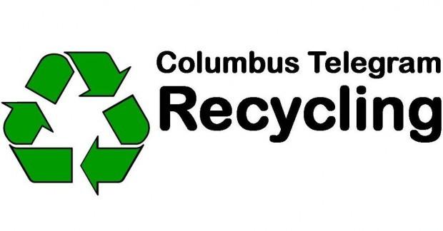 Telegram Recycling logo