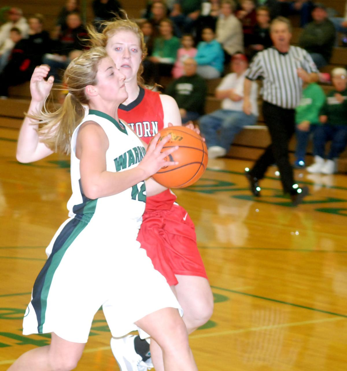 Haylee Korth Basketball