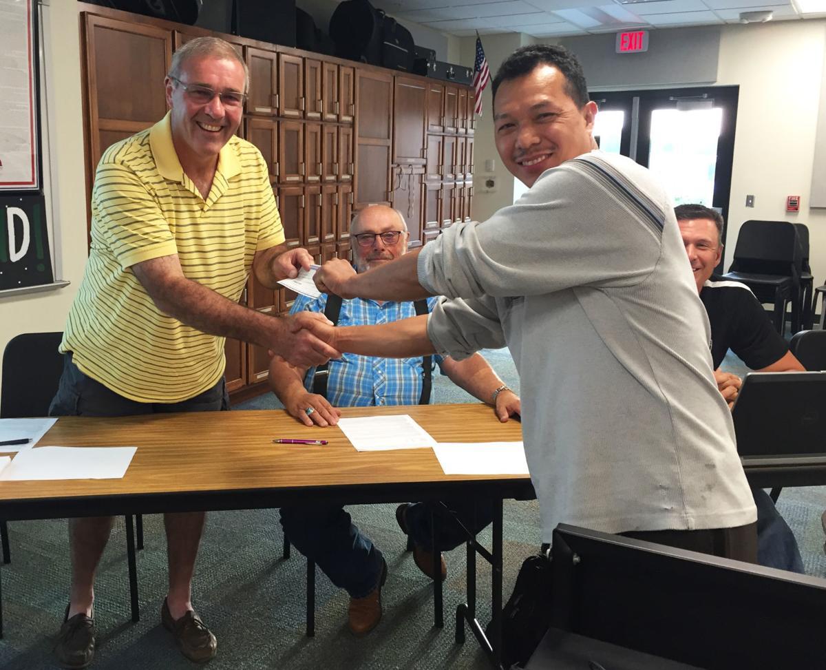 September 16 Schuyler School Board