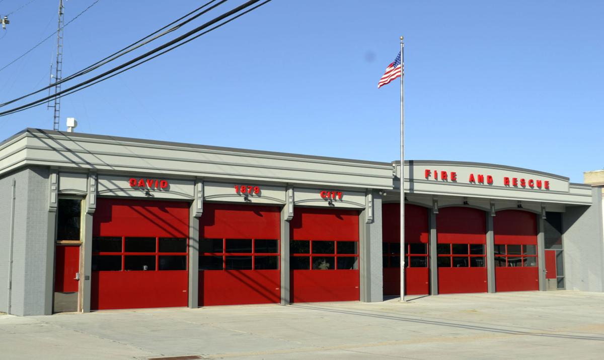 DC fire station
