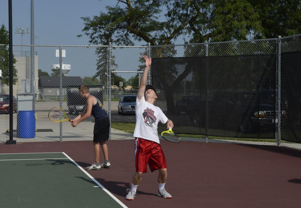 CHS Tennis 2