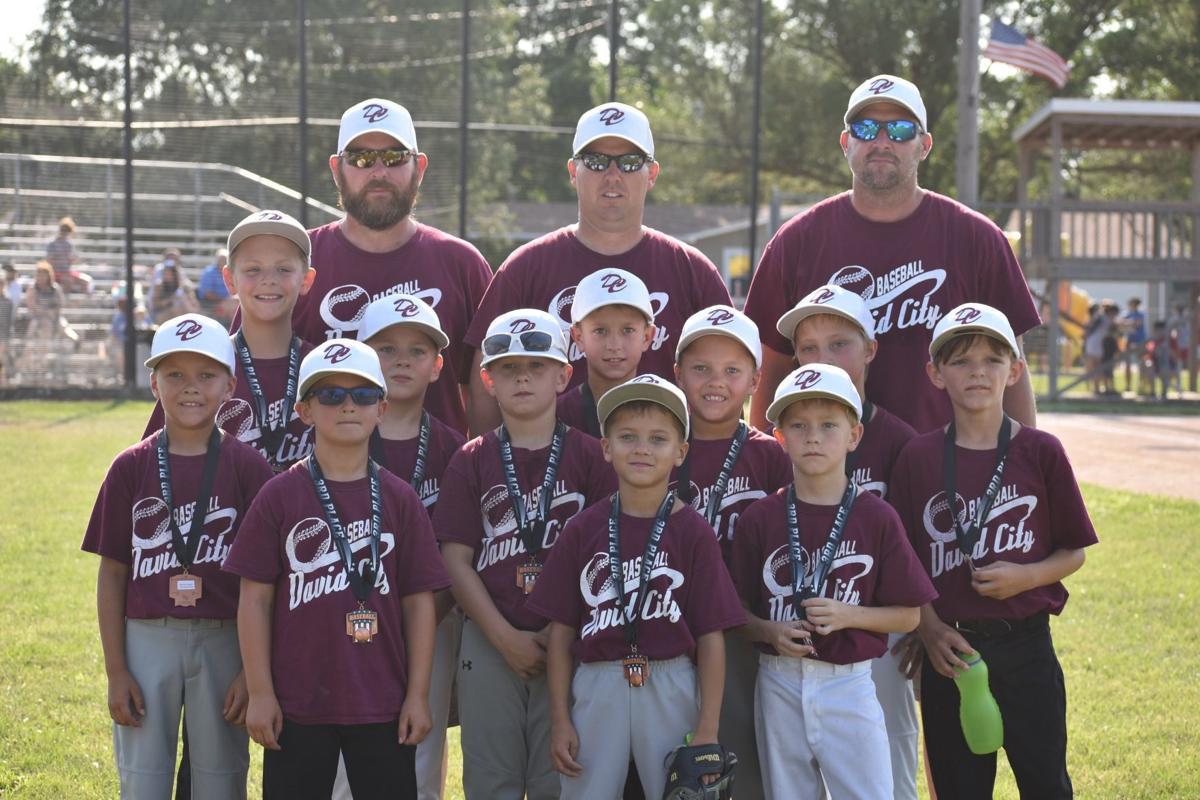 Winners get medals